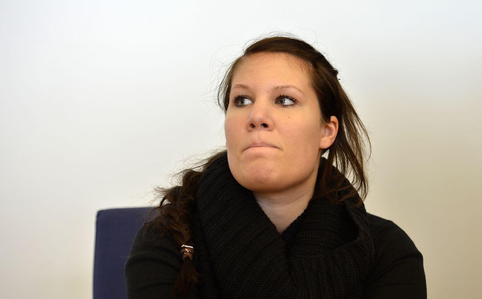 NICHT VERWENDEN Hamm/ Prozess/ Sarah P.