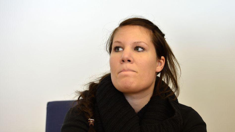 """Spenderkind Sarah P.: """"Ich möchte mich selbst finden"""""""