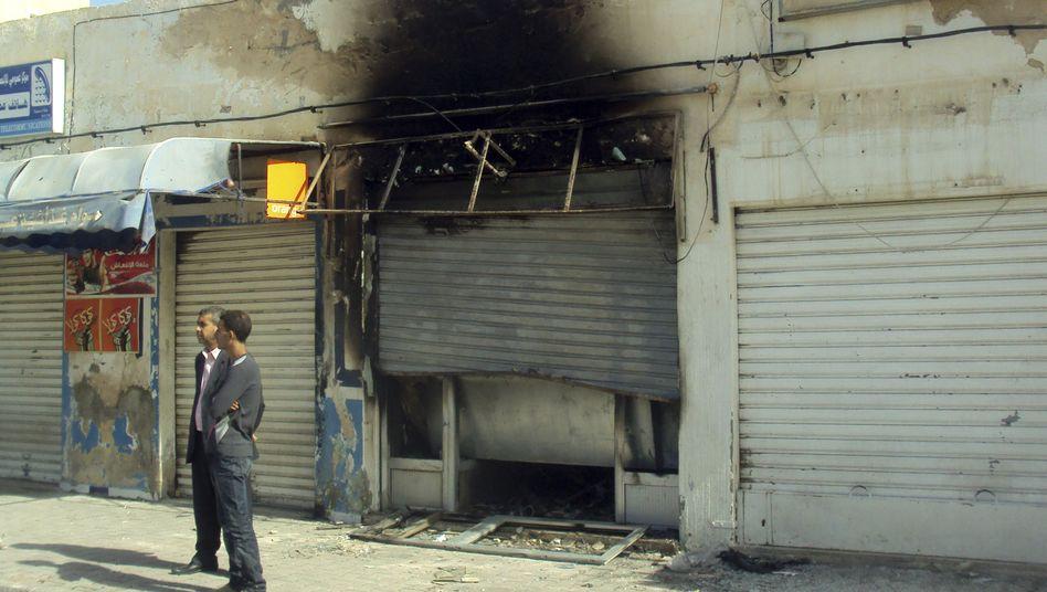 Unruhen in Sidi Bouzid: Riesige soziale und kulturelle Unterschiede