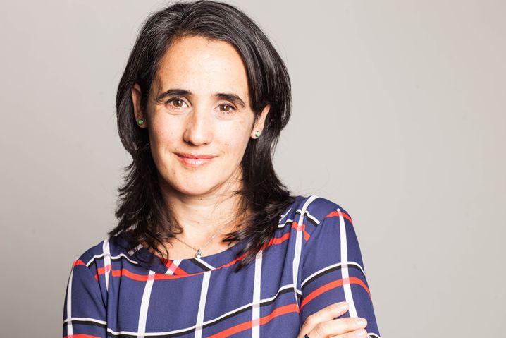 Anwältin Natalia Gherardi kämpft für Frauenrechte