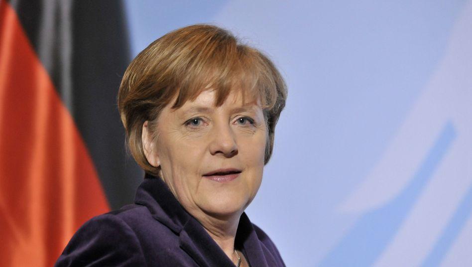 Angela Merkel: Die Kanzlerin braucht einen neuen Bundesbank-Chef