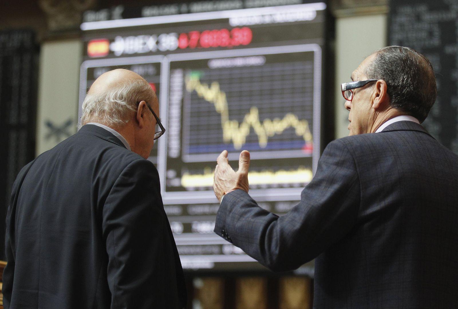 Spanien/ Börse Madrid