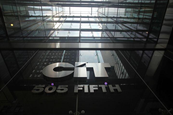 CIT-Zentrale in New York: 300.000 Einzelhändler betreut