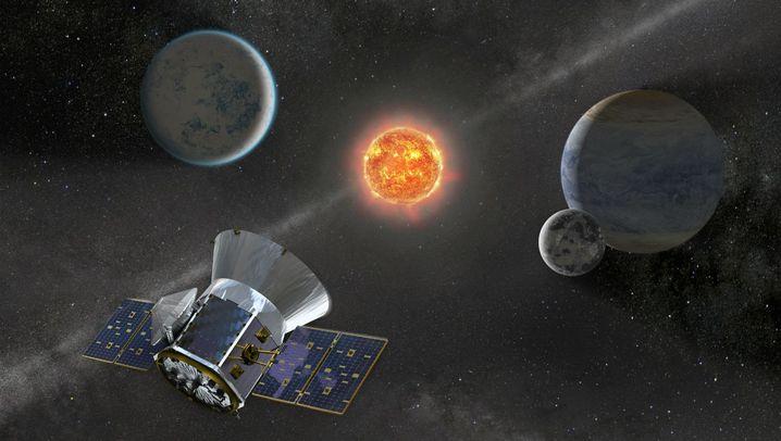 """""""Tess"""": Das ist der neue Planetensucher der Nasa"""