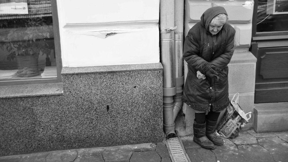 Ukraine: Im Winter des Lebens