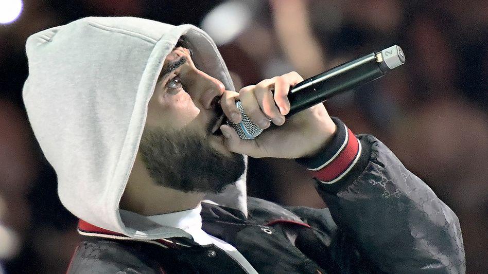 Berliner Rapper Samra