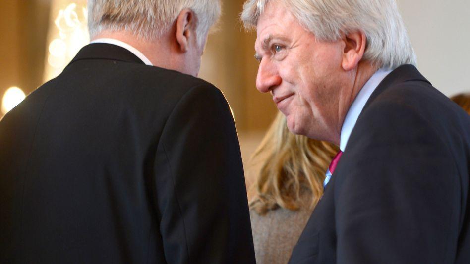 Klage gegen Länderfinanzausgleich: Bayern und Hessen entdecken die Schmerzgrenze