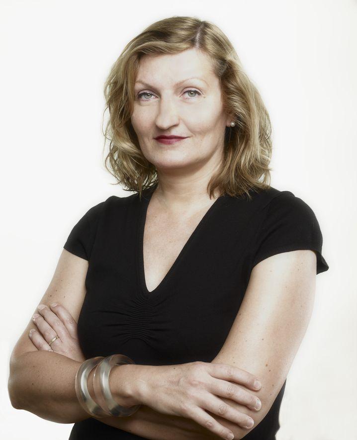 Ingrid Pfeiffer ist Kuratorin in der Frankfurter Kunsthalle Schirn