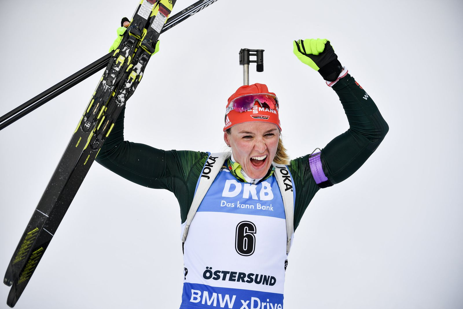 Sweden Biathlon Worlds