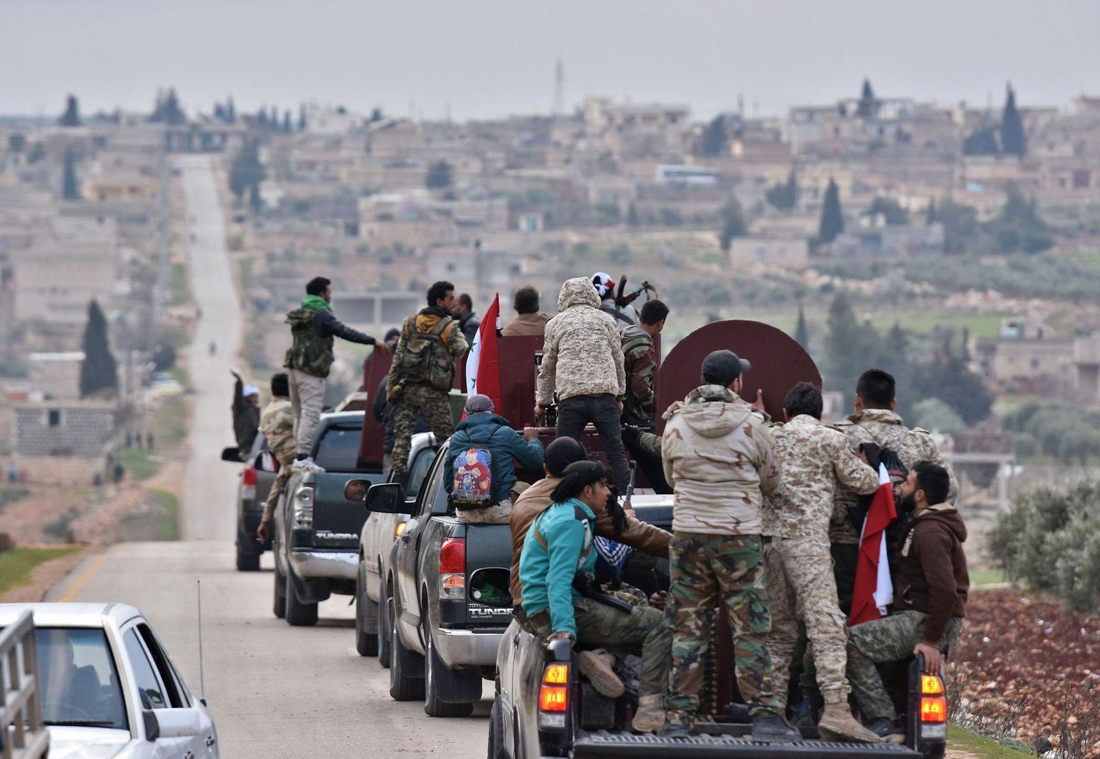 Syrien/Afrin