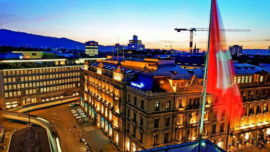 Bankenplatz Zürich: »Scheunentorgroße Schlupflöcher für Steuerhinterzieher«