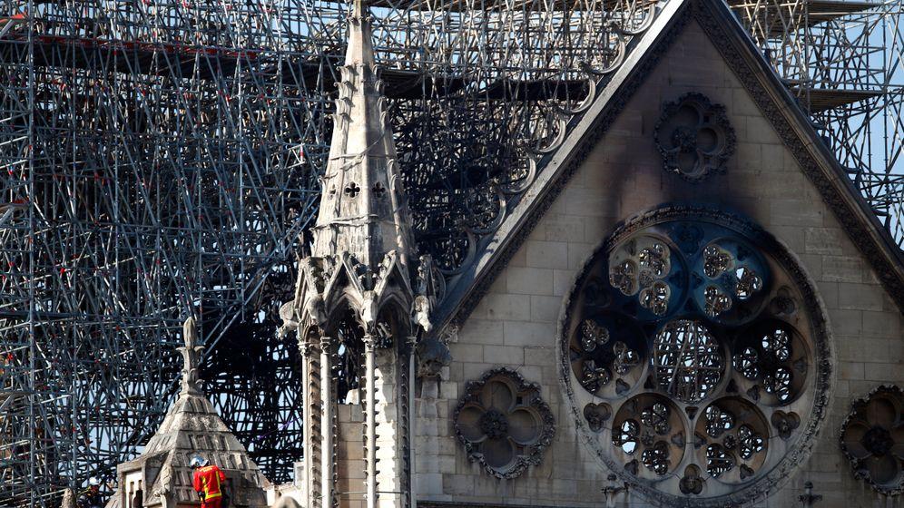 """Wiederaufbau von Notre-Dame: """"Bitte keine Plastik-Wasserspeier"""""""