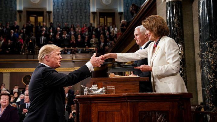 Zur Lage der Nation: Die Trump-Show