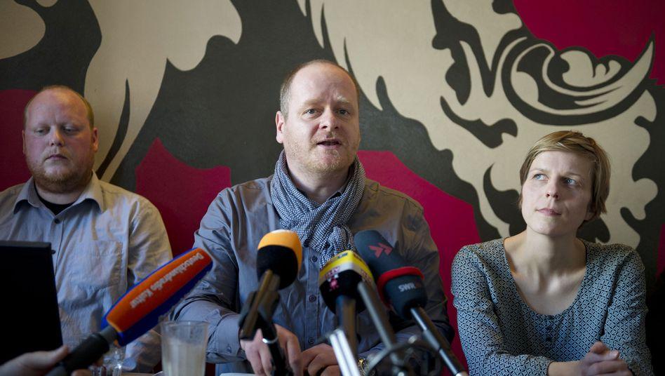 """Parteichef Schlömer: """"Ich lächle zurück"""""""