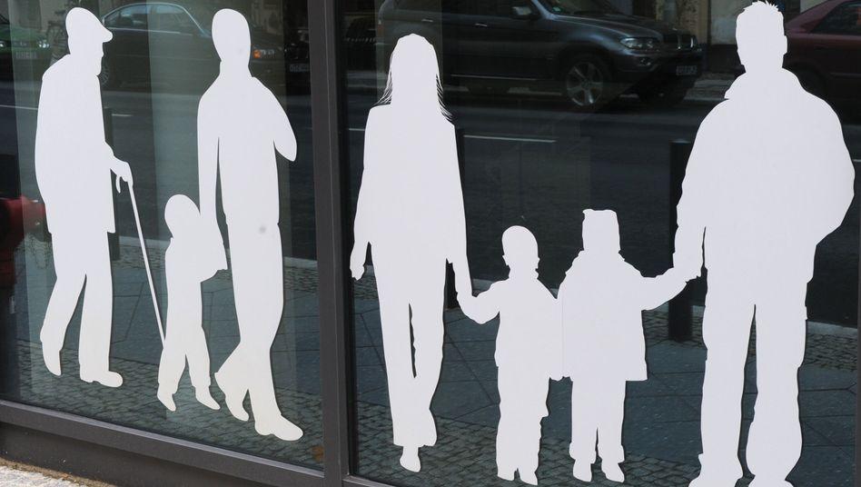 Drei Generationen: Zwingende Vorsorge ausgeblendet