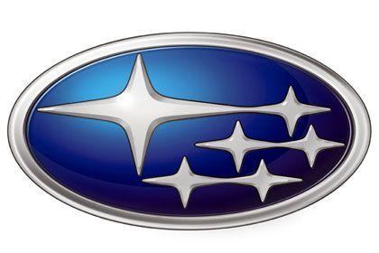 Subaru-Logo: Die Zahl der deutschen Kunden ist zwar überschaubar -aber offenbar sehr zufrieden
