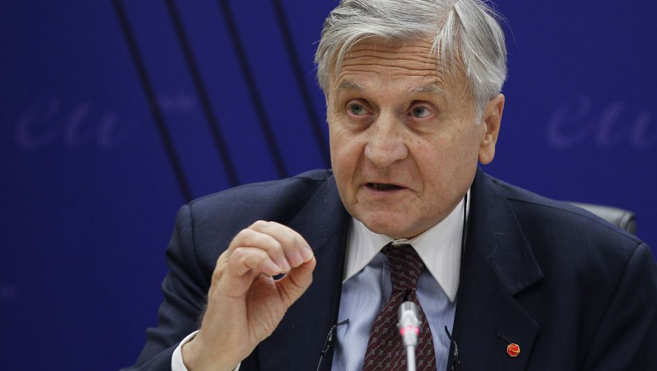 """EZB-Chef Trichet: """"Schuldenkrise hat systemische Dimension erreicht"""""""