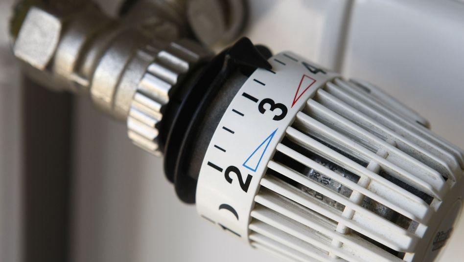 Heizungsthermostat: Im Oktober und November sind Preissenkungen bei 305 Versorgern geplant