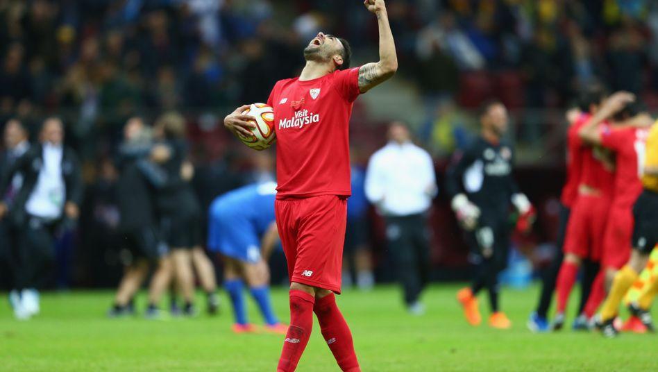 Sevilla-Star Vidal: Für 18 Millionen zum FC Barcelona
