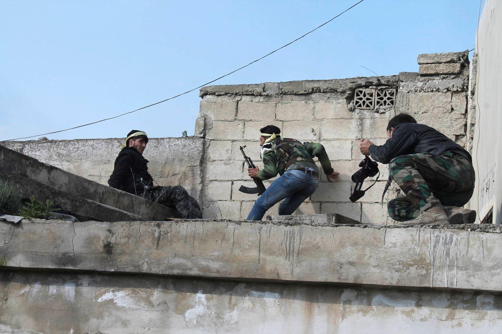 Syrien / Rebellen