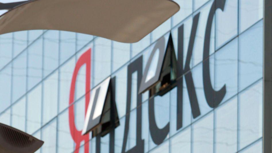 Yandex-Zentrale in Moskau: Rekordeinnahmen an der Börse
