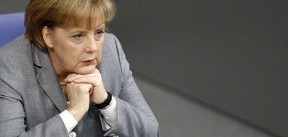 Bundeskanzlerin Merkel: Kritiker fordern klare Kante gegenüber der SPD