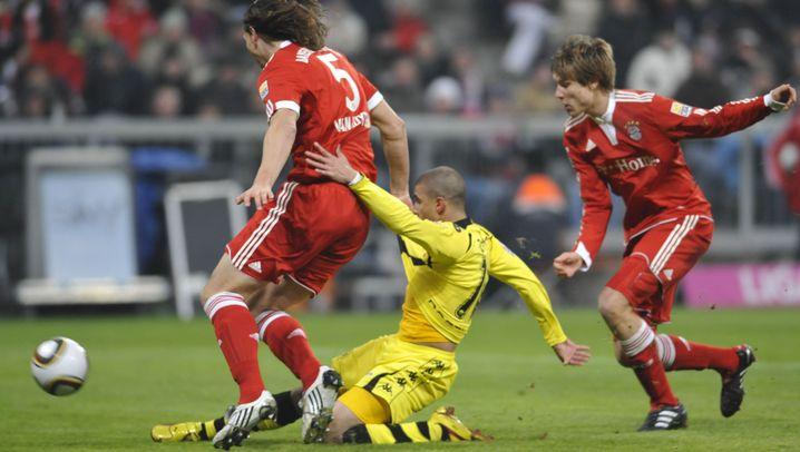 Topspiel: Bayern bleibt auf Kurs