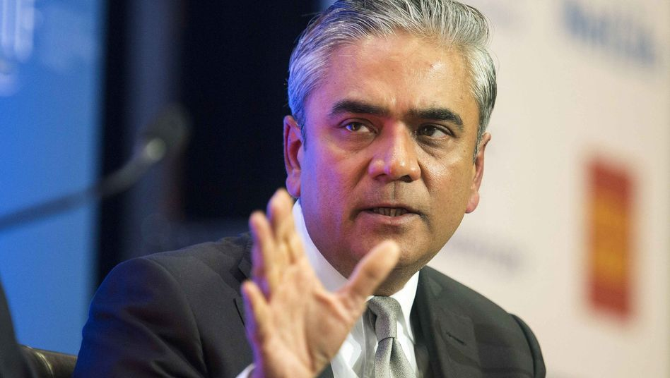 """Deutsche Bank Co-Chef Anshu Jain: """"Für mich ist Meinungsfreiheit einer der Grundsteine der Demokratie"""""""