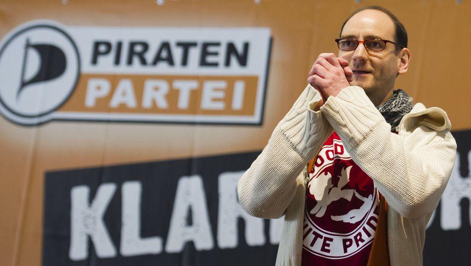 Pirat Ponader: Politischer Höhenflug vorerst vorbei
