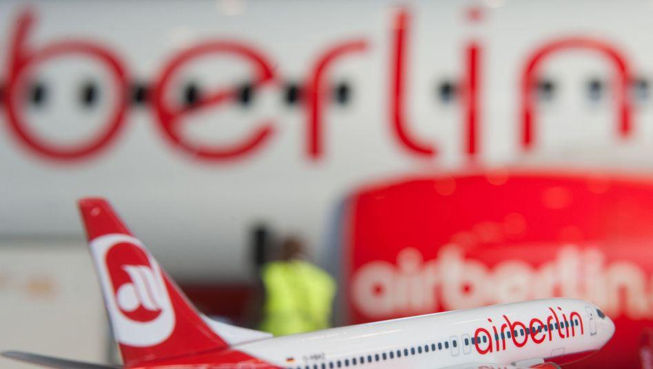 Air-Berlin-Modell am Flughafen Tegel: Neuer Chef verschärft den Sparkurs