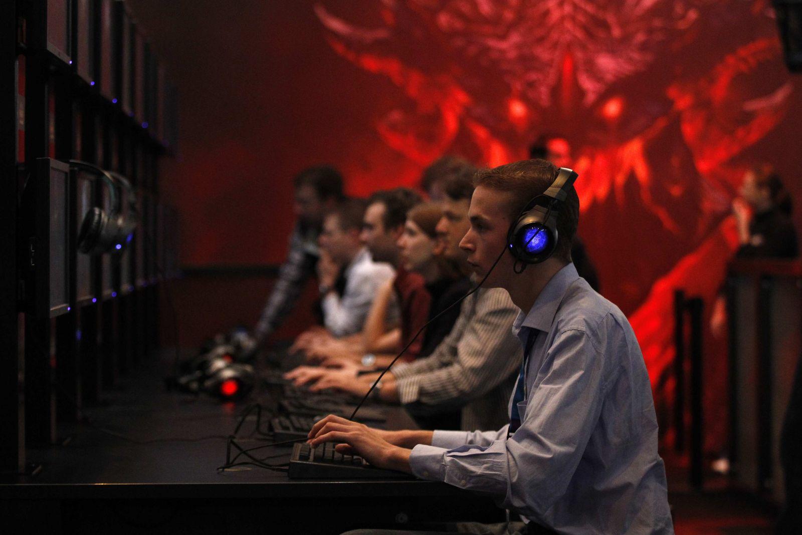 Gamescom / Köln / World of Warcraft