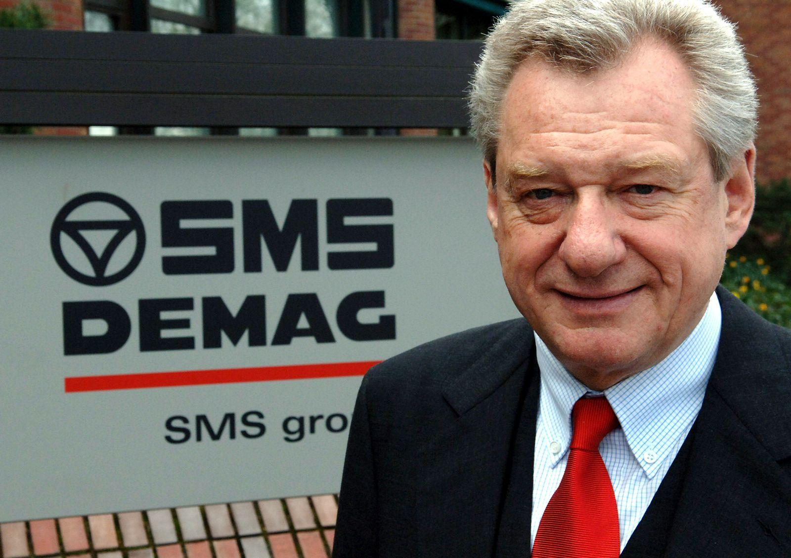 SMS group wieder in der Gewinnzone