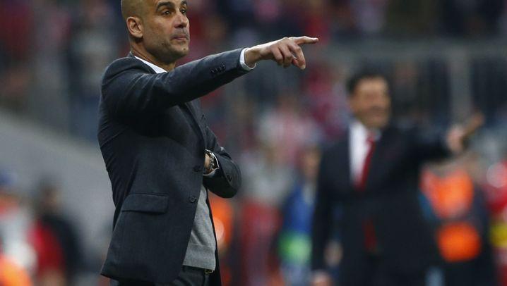 Champions-League-Analyse: Wie die Bayern Benfica in Schach hielten