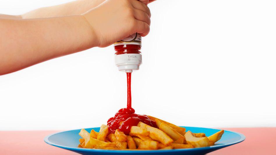 Der Kinderketchup und der zuckerreduzierte Ketchup von Heinz wurden am schlechtesten bewertet