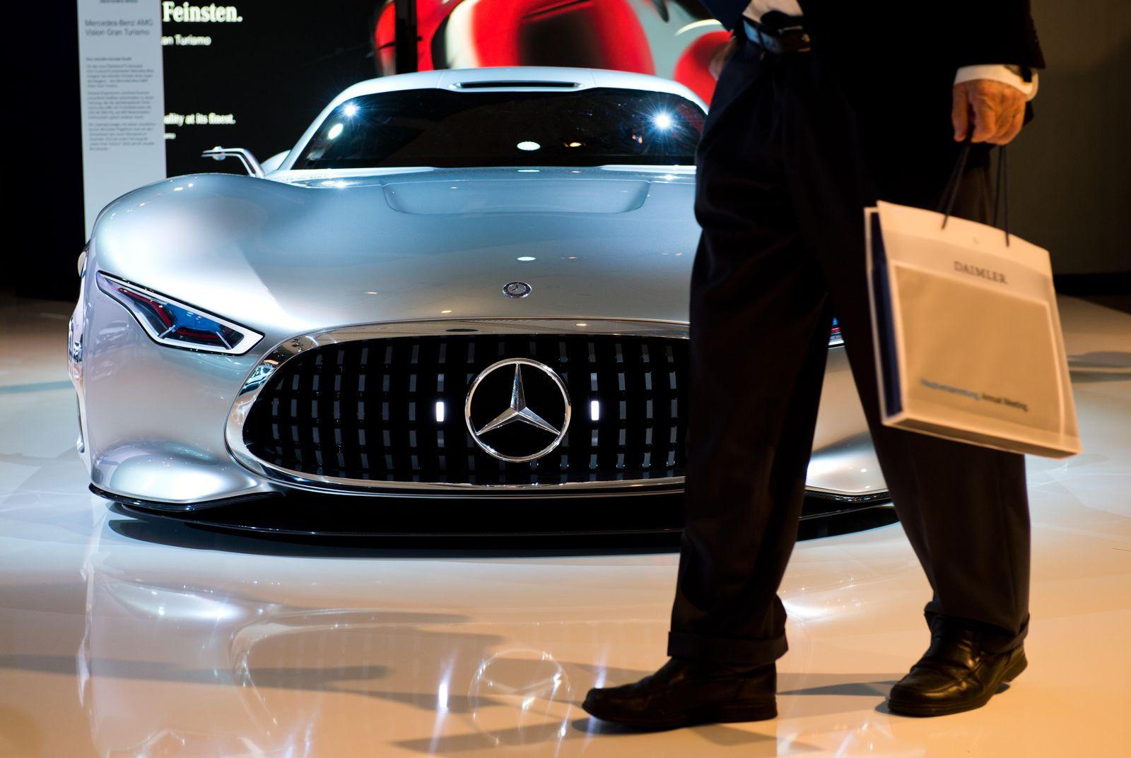 Deutsche Brands/ Mercedes Benz
