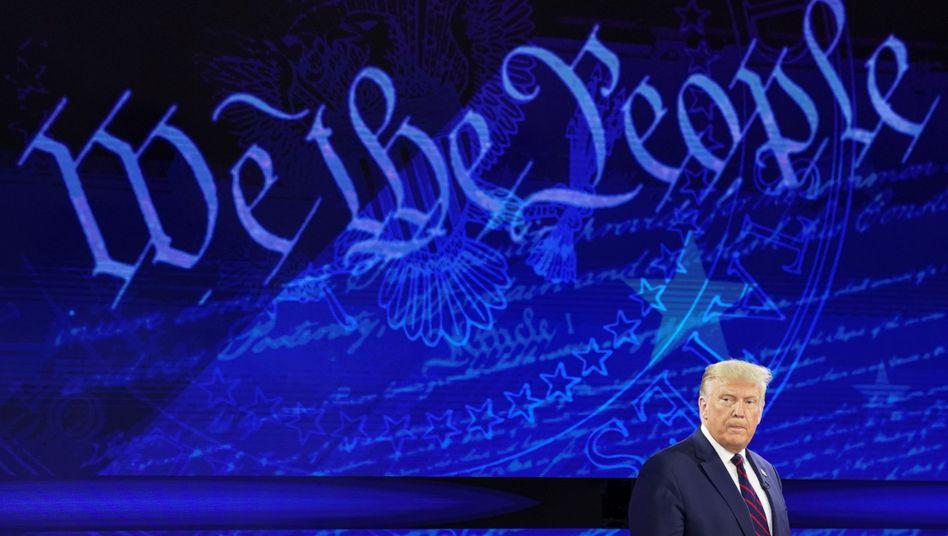 Donald Trump beim US-Sender ABC: