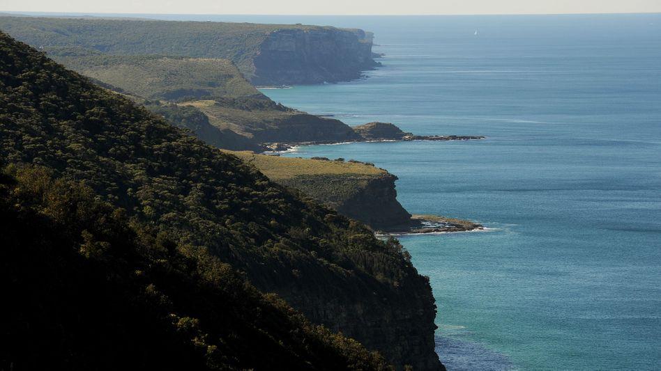Der Royal National Park, südlich von Sydney