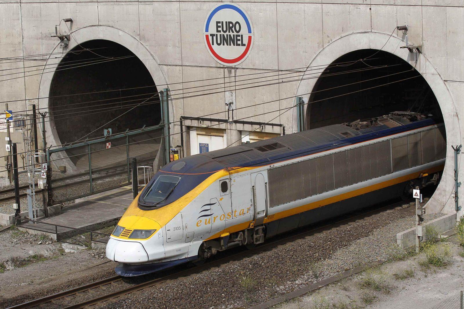 Eurotunnel Calais