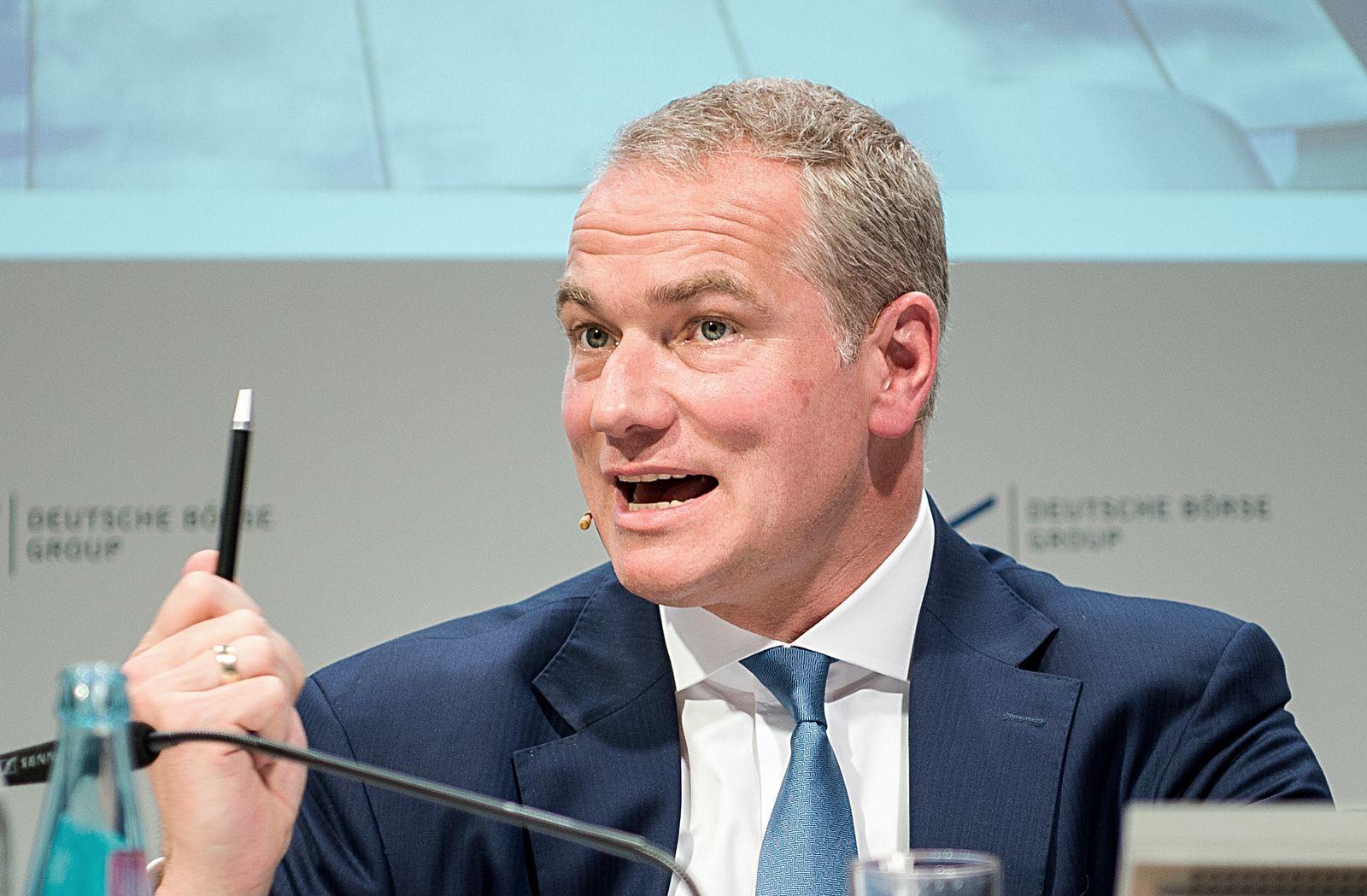 Bilanz-Pk Deutsche Börse AG
