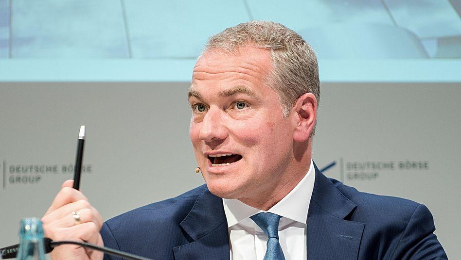 Deutsche-Börse-Chef Kengeter
