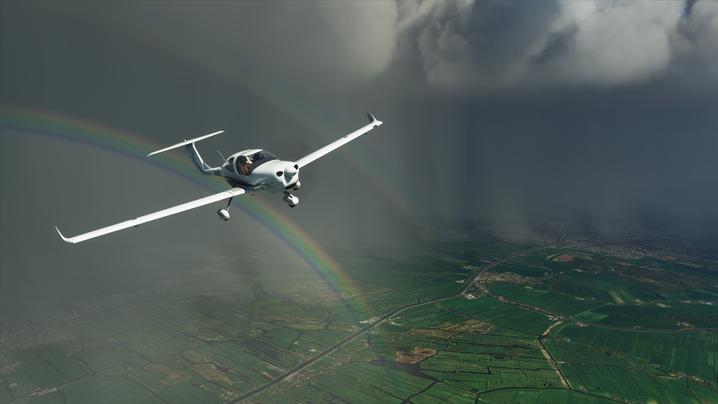 """Das ist der """"Microsoft Flight Simulator 2020"""""""