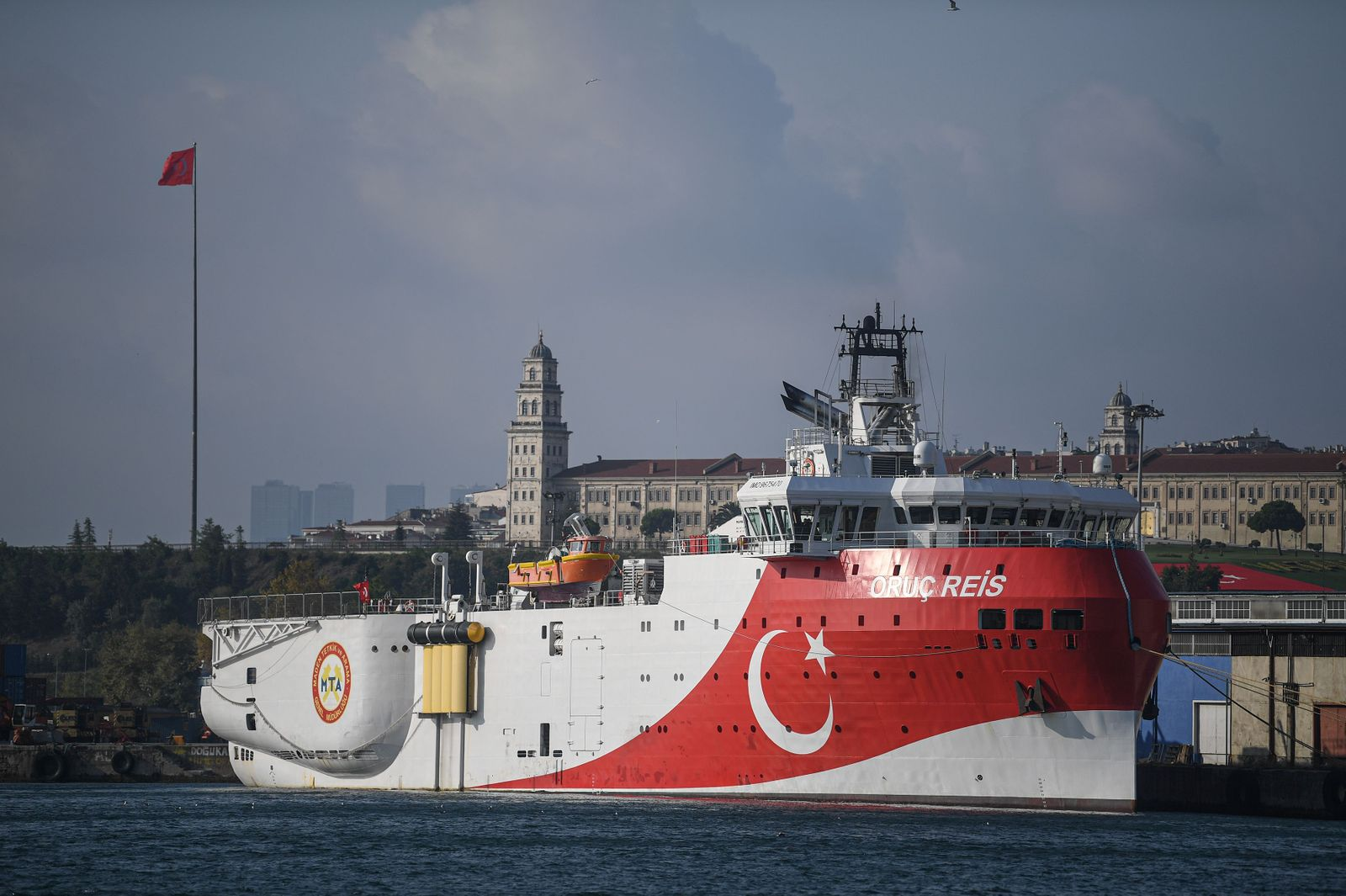FILES-TURKEY-GREECE-DRILLING-EU