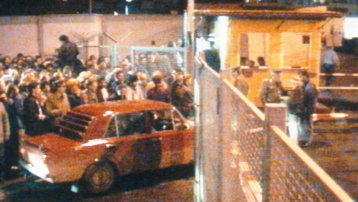 Wende 1989: Bei Anruf Mauerfall