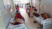 Mehr als 450 Menschen erleiden mysteriöse Krankheit
