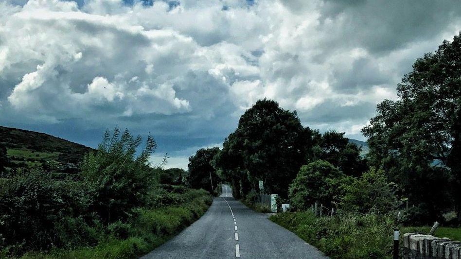 Landesgrenze in der Provinz Armagh: Manche schlafen im Norden und putzen ihre Zähne im Süden
