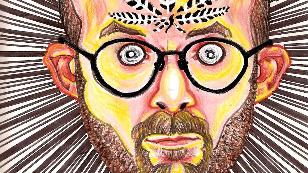 Selbstversuch: Kunst auf Koks und Crystal Meth