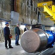 Teilchenbeschleuniger LHC: Zustände wie in der Frühphase des Universums