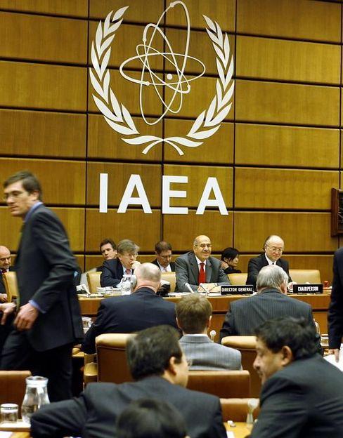 Bei der Arbeit behindert: Uno-Behörde IAEA