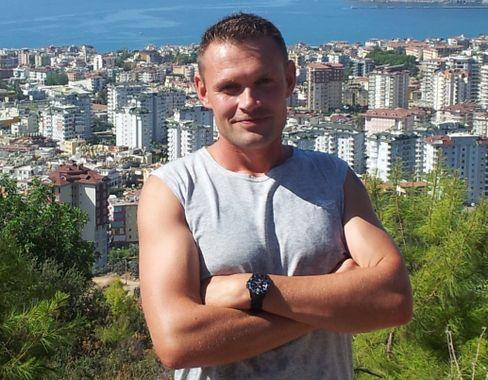 Rettungsschwimmer Jens Kutter