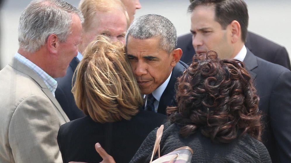 Fotos: Obama reist nach Orlando
